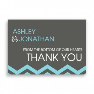Charlie Thank You Cards