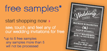Free Wedding Invitations Samples