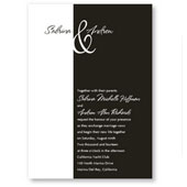 Trendsetting Wedding Invitations