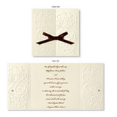 Versailles Wedding Invitations