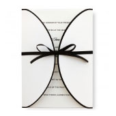 Wrapped With Love Wedding Invitations
