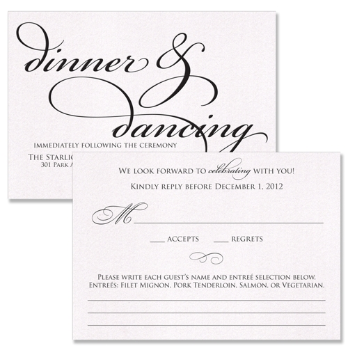 Glamorous Party Invitations for good invitation layout
