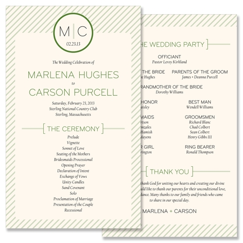 Pinstripe-wedding-ceremony-program_large